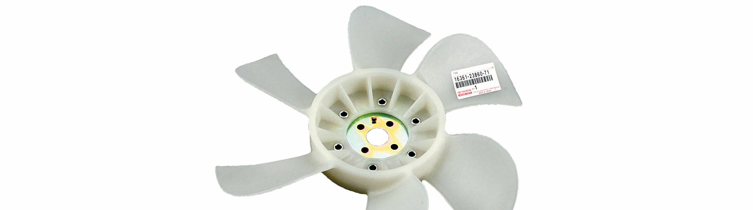 chladiaci ventilátor pre VZV?