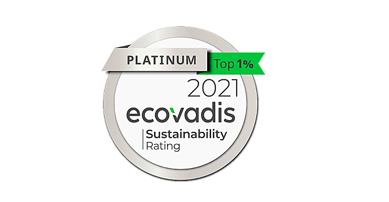 Eco Vadis Planinium 2021