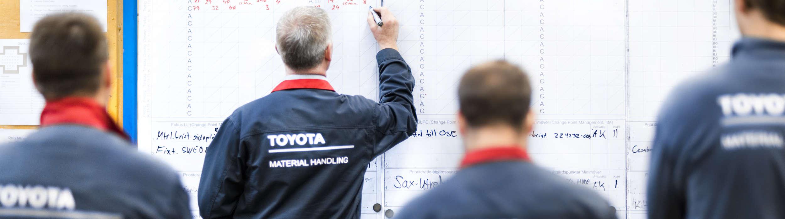 Empilhadores Toyota