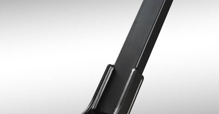 barra de timão de porta paletes manual toyota