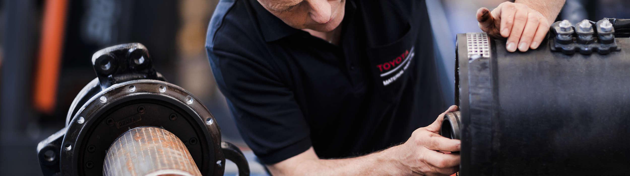 Τεχνικός / Μηχανικός Οχημάτων της Toyota Material Handling Greece